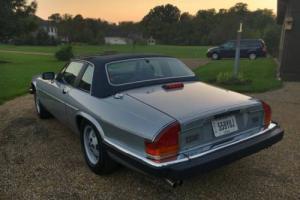1988 Jaguar XJ