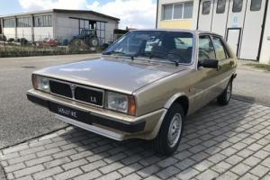 "1980 Lancia DELTA 1,5 LX ""LUXURY"" MODEL - EXCELLENT  LX 1,5 - LUXURY version"