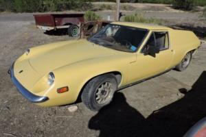 1970 Lotus europe