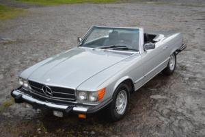 1980 Mercedes-Benz SL-Class Last Year Low Mileage 450SL