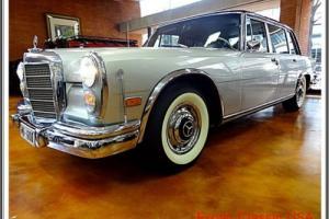 1969 Mercedes-Benz 600-Series SWB Photo