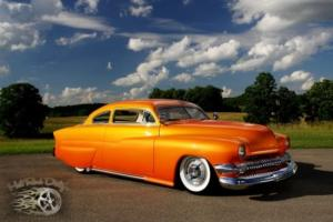 1951 Mercury Other OFF WHITE
