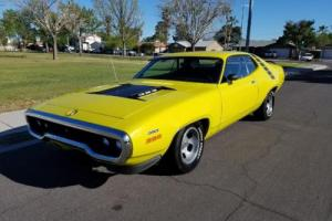 1971 Plymouth Road Runner 383 Photo