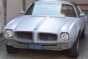 1971 Pontiac Firebird Photo