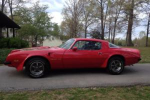 1975 Pontiac Trans Am Trans Am, Firebird, 400 Photo