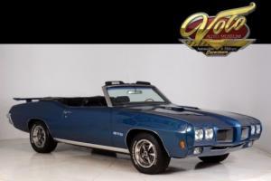 1970 Pontiac GTO --