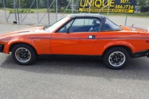 1980 Triumph Other Convertible Photo