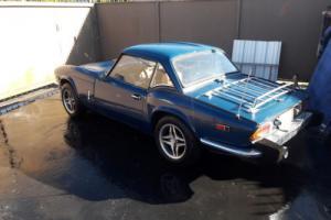 1978 Triumph TR-6