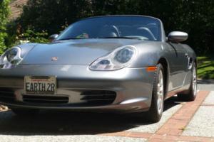 2004 Porsche Boxster Photo