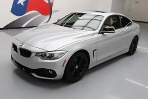 2015 BMW 4-Series 428I COUPE SPORT LINE SUNROOF HTD LEATHER