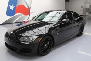 2013 BMW 3-Series 335IS COUPE M SPORT HTD SEATS SUNROOF NAV