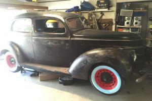 1938 Ford Other Tudor Humpback