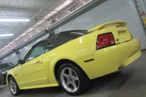2003 Ford Mustang 2dr Convertible GT Deluxe
