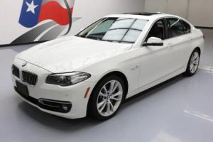 2014 BMW 5-Series 535I XDRIVE AWD TURBO SUNROOF NAV 19'S