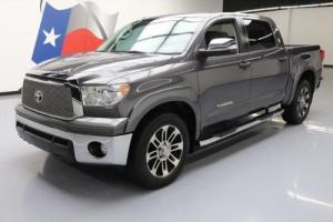 "2012 Toyota Tundra CREWMAX TEXAS ED 20"" WHEELS TOW"