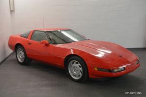 1995 Chevrolet Corvette 2dr Coupe Photo