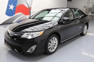 2014 Toyota Camry XLE HYBRID REARVIEW CAM ALLOYS