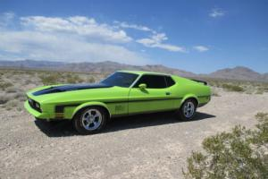 1971 Ford Mustang Photo