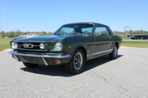 1966 Ford Mustang 1966 FORD MUSTANG GT