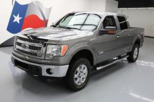 2014 Ford F-150 XLT TEXAS SUPERCREW 4X4 ECOBOOST