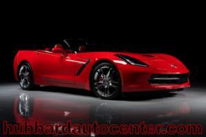 2015 Chevrolet Corvette Heavily Optioned 3LT