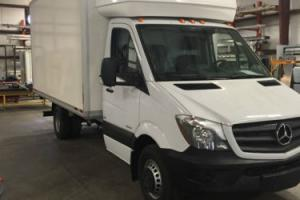 2016 Mercedes-Benz Sprinter 14' LIGHTWEIGHT CARGO BOX