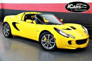2005 Lotus Elise 2dr Convertible