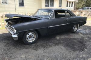 1967 Chevrolet Nova 1967 CHEVY NOVA COUPE PROJECT