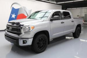 "2015 Toyota Tundra SR5 CREWMAX REAR CAM 20"" WHEELS"