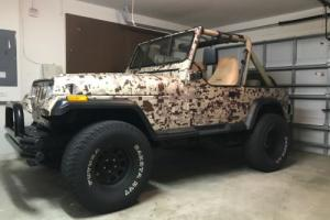 1991 Jeep Wrangler Photo