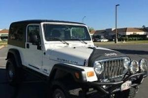 2006 Jeep Wrangler Rubicon Photo