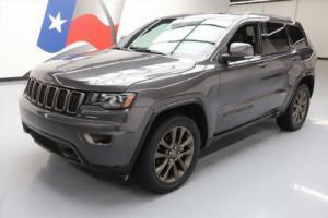 2016 Jeep Grand Cherokee LTD 75TH ANNIV PKG NAV