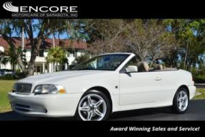 2001 Volvo C70 2dr Convertible Automatic