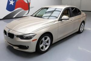 2013 BMW 3-Series 328I SEDAN AUTO TURBO BLUETOOTH ALLOYS