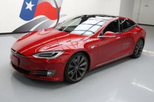2016 Tesla Model S AUTOPILOT PANO ROOF 7-PASS NAV