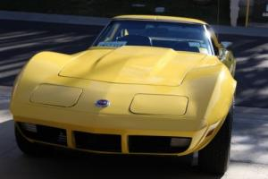 1974 Chevrolet Corvette C3 Photo