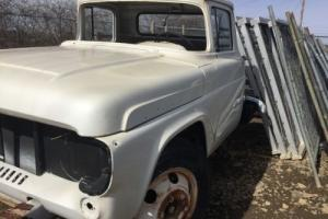 1957 Ford F-600 Ford