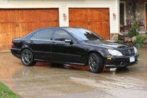 2003 Mercedes-Benz S-Class Photo