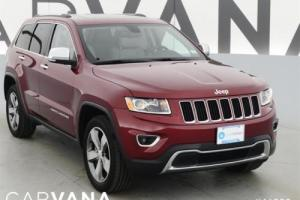 2015 Jeep Grand Cherokee Grand Cherokee Limited