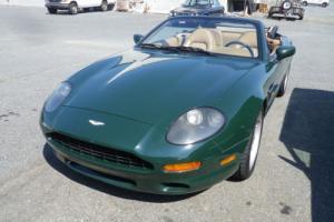 1997 Aston Martin DB7 DB7 Convertible