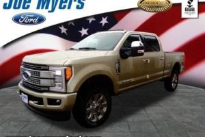2017 Ford F-250 Platinum Photo
