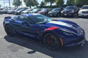 2017 Chevrolet Corvette Stingray