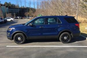 2016 Ford Explorer Police Interceptor Photo
