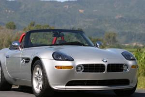 2001 BMW Z8 Z8,HARD TOP,RARE TO FIND !