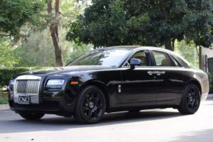 2012 Rolls-Royce Ghost 4dr Sedan