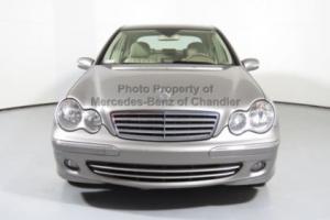 2006 Mercedes-Benz C-Class C350 4dr Luxury Sedan 3.5L 4MATIC