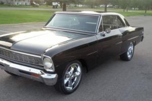 1966 Chevrolet Chevy II Chevy II SS V8