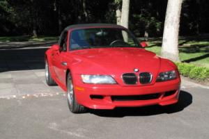 2001 BMW M Roadster & Coupe