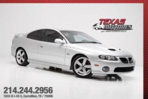 2006 Pontiac GTO LS2 6-Speed Photo