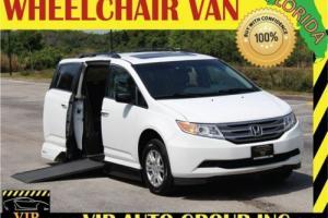 2011 Honda Odyssey EX-L Handicap VMI Wheelchair Van
